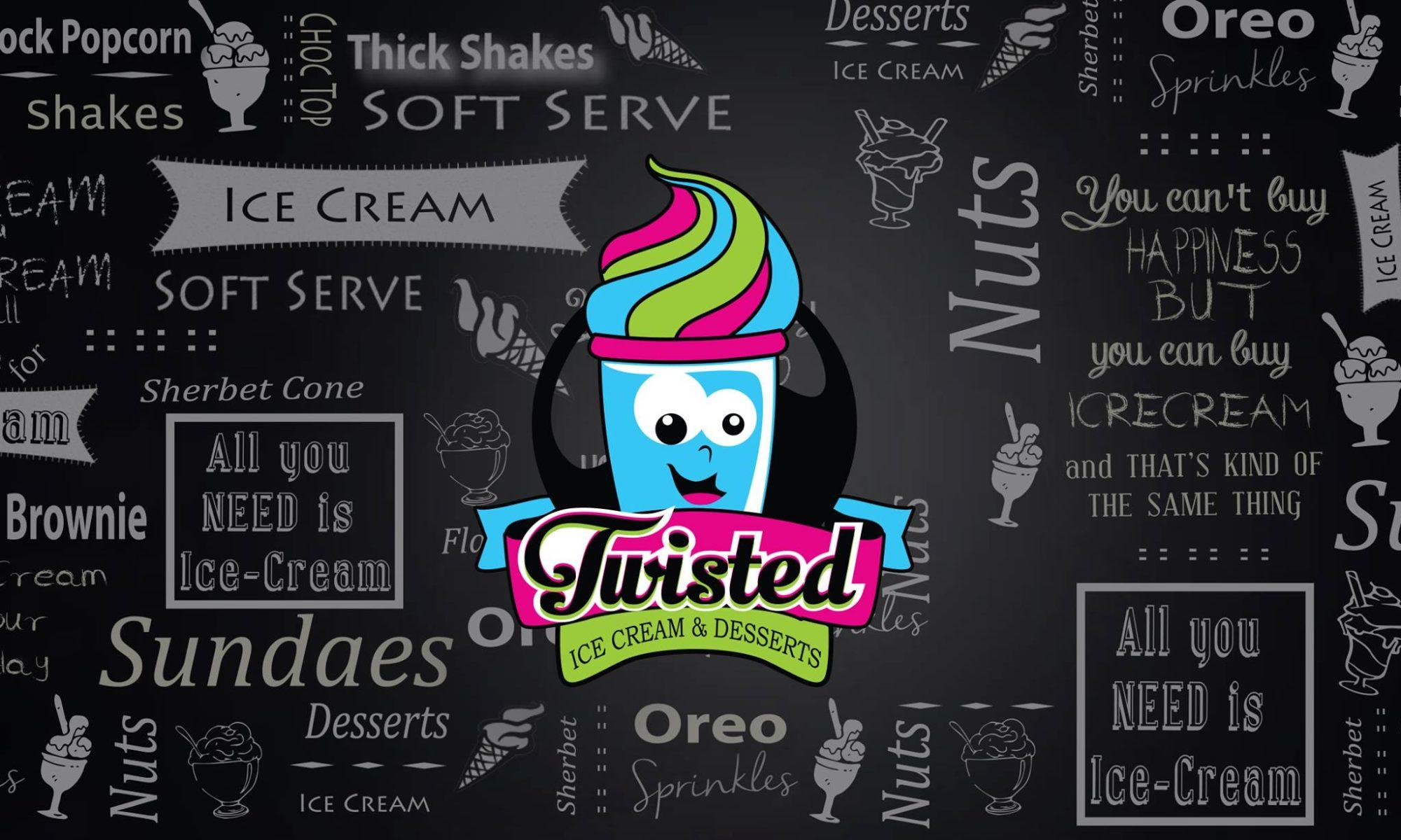 Twisted Ice Cream